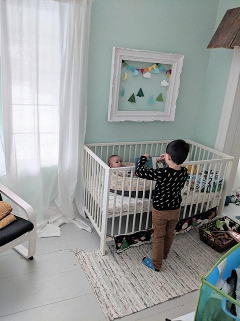 Mes 3 enfants dorment dans la m me chambre pis toute va bien la r cr ation - Garcon et fille dans la meme chambre ...